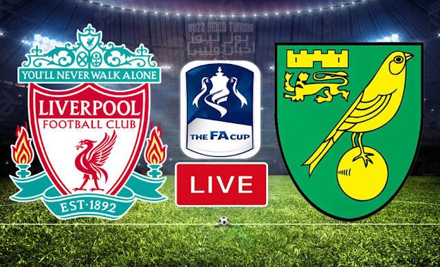 بث مباشر | مشاهدة مباراة نوريتش سيتي ضد ليفربول في كأس الرابطة الإنجليزية