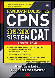 Panduan Lolos Tes CPNS 2019-2020