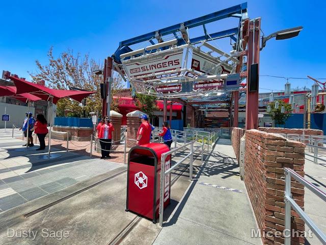 Marvel-Studios-Avengers-Campus-Disneyland-Opening-Spider-Man-Web