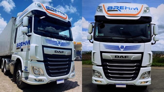 DAF entrega caminhão de número 12 mil a Brehm Comércio e Transportes