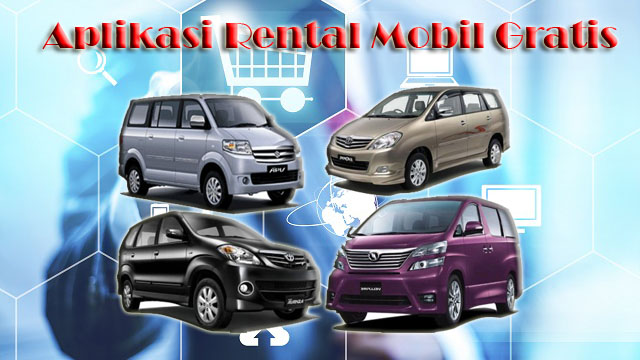 Gratis Download aplikasi rental Mobil