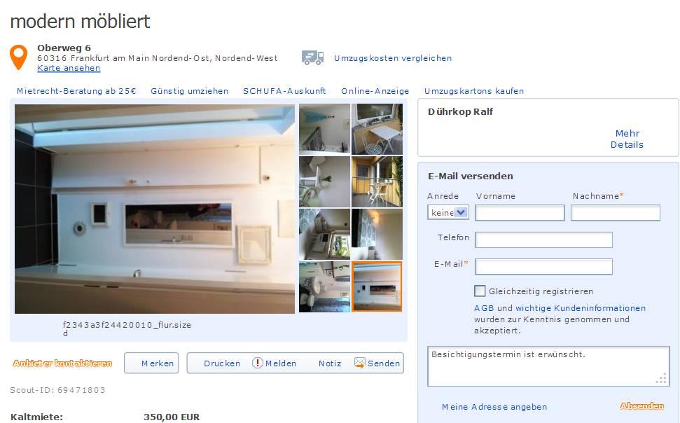 Wohnungsbetrug2013 Informationen über Wohnungsbetrug Seite 265