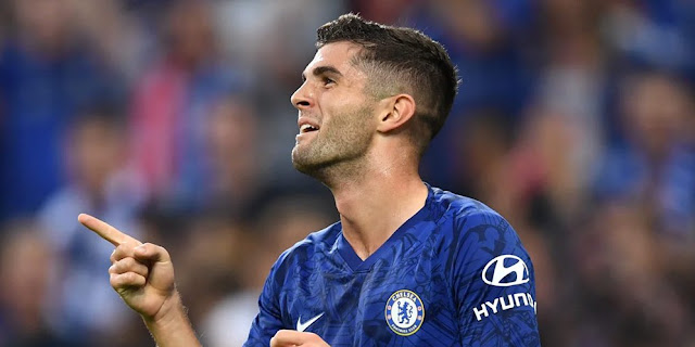 Christian Pulisic Absent in Nottingham Counter Action, What's Up?