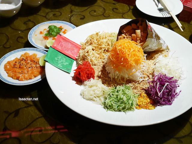 Chinese New Year Celebration @ Ti Chen, Saujana Hotels & Resorts