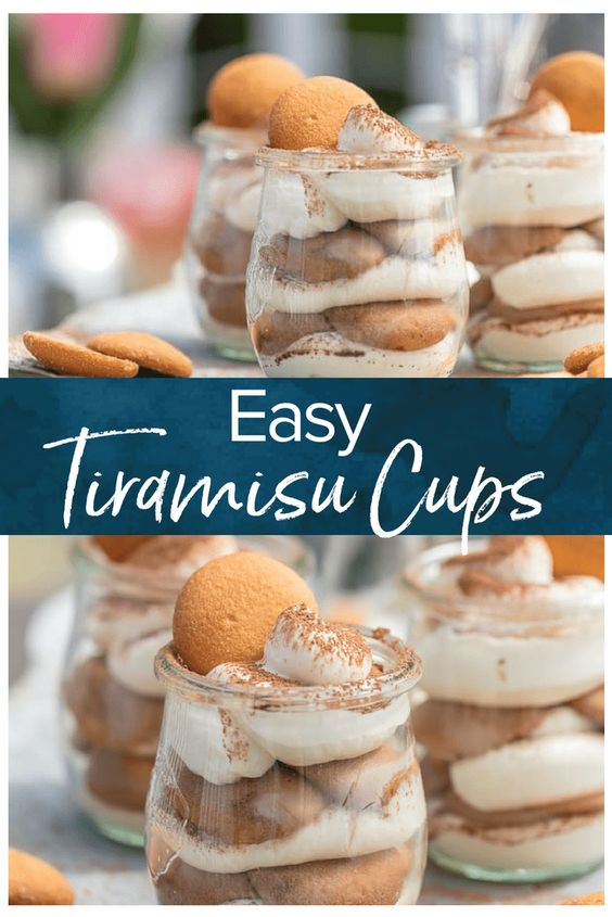 EASY TIRAMISU CUPS #dessertrecipes #dessertrecipeseasy #dessertrecipeschocolate #dessertrecipesvideos #dessertrecipesforparties #BestDESSERTRecipes #food #foodphotography #foodrecipes #foodpackaging #foodtumblr #FoodLovinFamily #TheFoodTasters #FoodStorageOrganizer #FoodEnvy #FoodandFancies #drinks #drinkphotography #drinkrecipes #drinkpackaging #drinkaesthetic #DrinkCraftBeer #Drinkteaandread #RecipesFood&Drink #DrinkRecipes #recipes #recipeseasy #recipesfordinner #recipeshealthy
