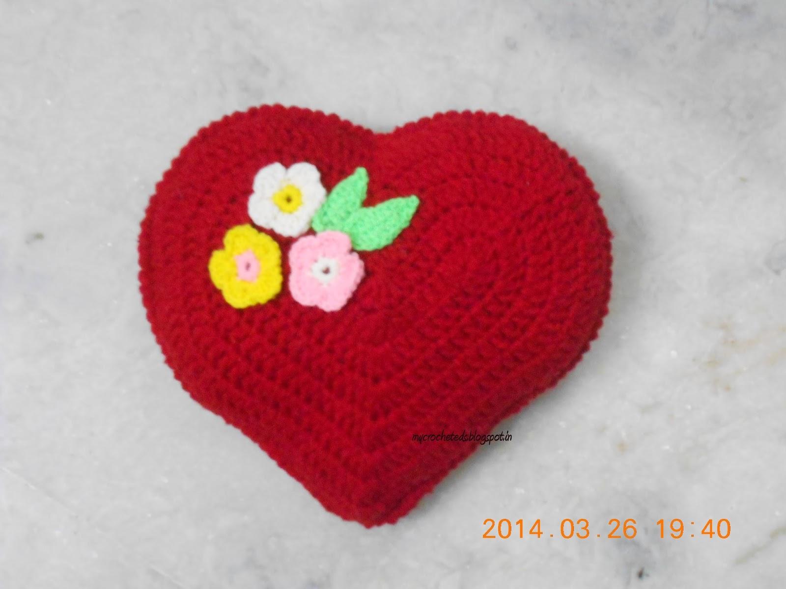 Mycrocheteds Heart Hot Heart