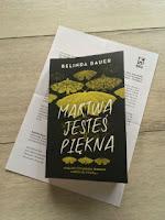 """Martwa jesteś piękna"" Belinda Bauer, fot. by paratexterka ©"