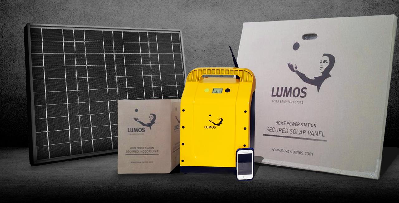 Energía eléctrica solar en África, Nova-Lumos