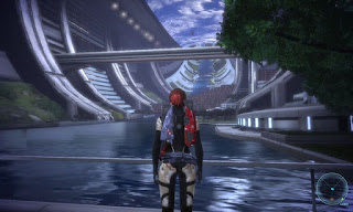 Mass effect la Citadelle