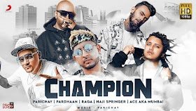 Champion Lyrics - Parichay ft. Pardhaan - Lyricsonn
