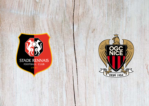 Rennes vs Nice -Highlights 1 September 2019