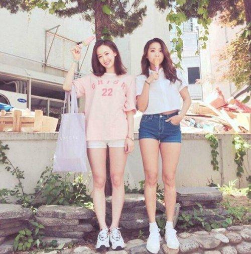 Steal Her Look: Dasom's Summer Day