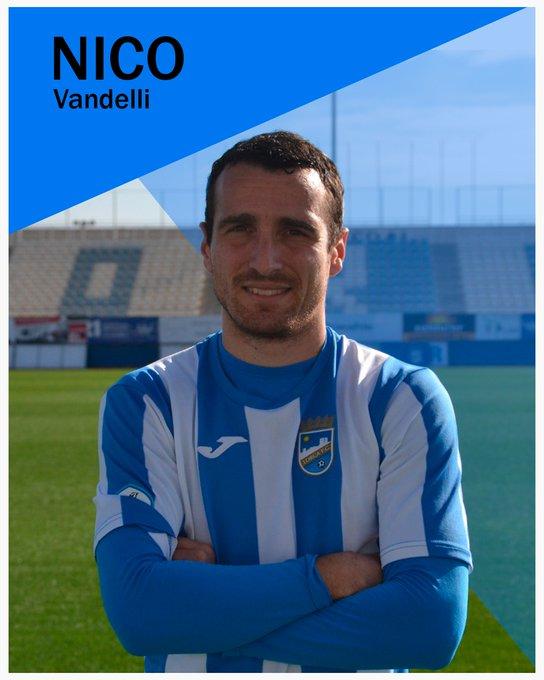 Oficial: El Lorca FC ficha al delantero Vandelli