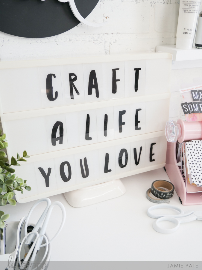 Crafting a Life You Love by Jamie Pate