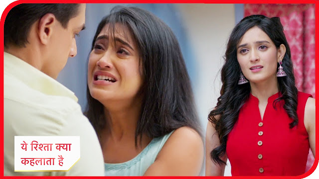 Shocking Twist : Vedika plans her final move for Kartik learning Naira's existence  in Yeh Rishta Kya Kehlata Hai
