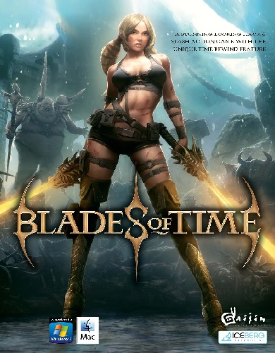 blades - Blades Of Time Limited Edition For PC