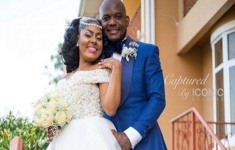Prophet Weds Actress Soraya -At Private Ceremony (PHOTOS)