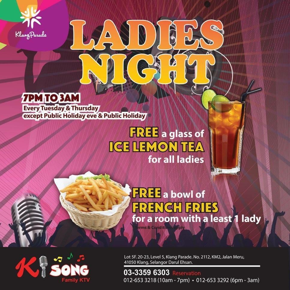 Friday Night Fever @ KSong Klang Parade