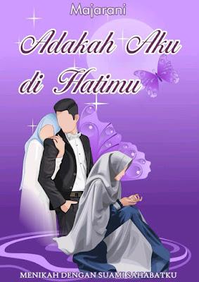 Novel Adakah Aku di Hatimu Karya Majarani PDF