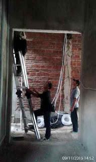 instalasi pemasngan kabel