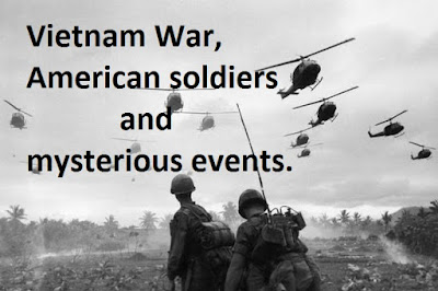 Vietnam War, American soldiers and mysterious events.
