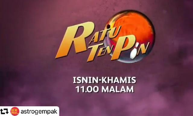 Drama Ratu Tenpin Lakonan Elisya Sandha dan Syaidatul Afifah