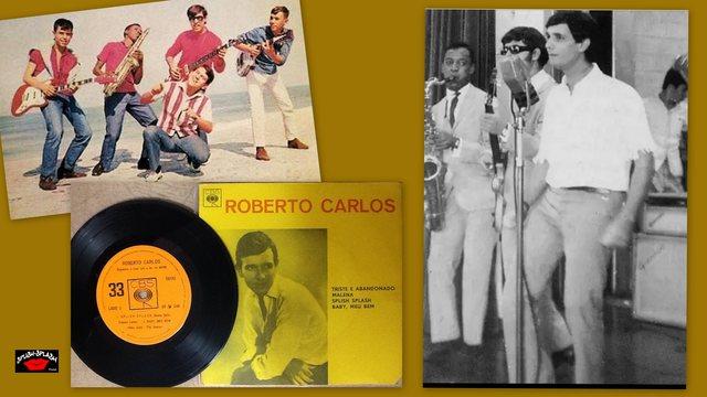 A história de Renato e seus Blue Caps com Roberto Carlos começou bem antes da Jovem Guarda.