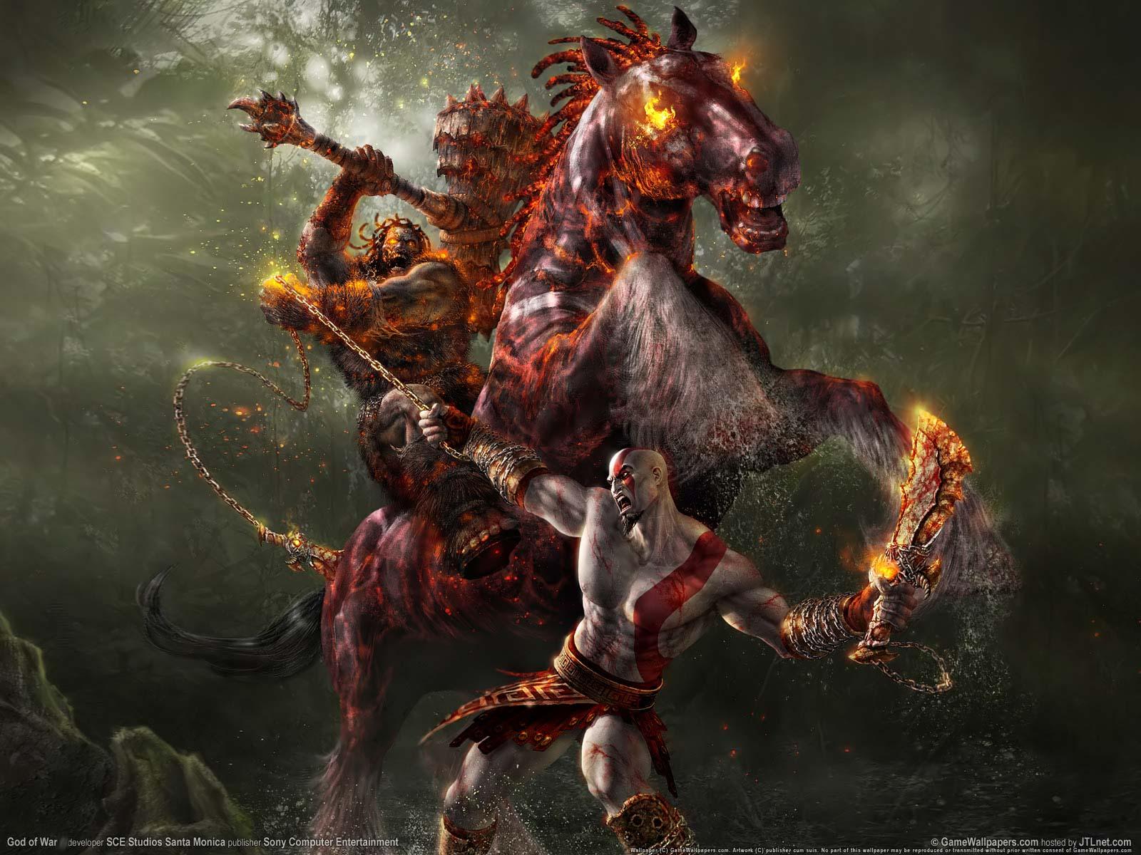Battle Of The Gods Online