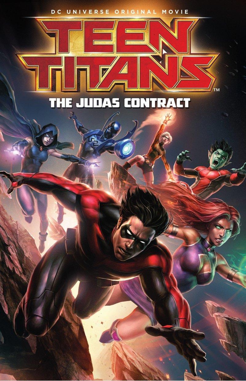 Teen Titans: The Judas Contract (2017) ทีนไททั่นส์
