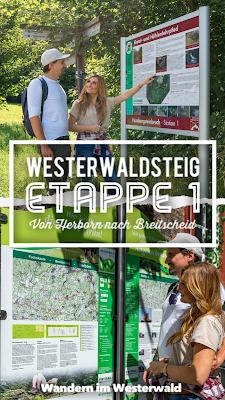Westerwaldsteig Etappe 1  Von Herborn nach Breitscheid 22