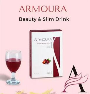 Armoura Adalah Produk Kecantikan Slim & Beauty Drink