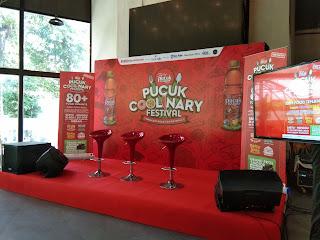 Sensasi Rasa di Pucuk Coolinary Festival