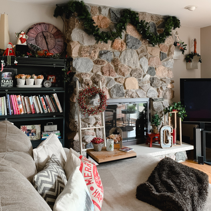 Farmhouse Holiday Home Tour