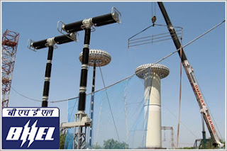 BHEL down 6% even as co. announces order for Turbine Generator in UP