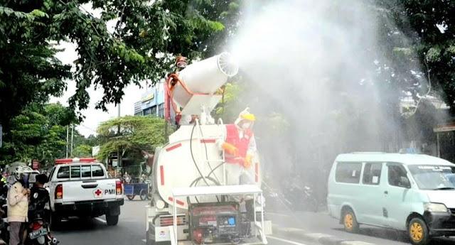 Anies Apresiasi Upaya PMI Dalam Sterilisasi Kawasan Jakarta