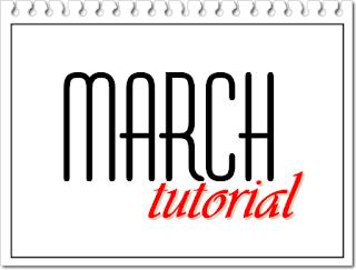 Monthly Tutorial