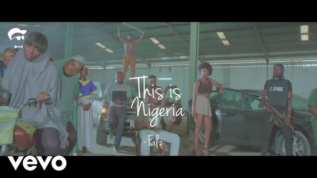 [Music] Falz – This Is Nigeria | @falzthebahdguy