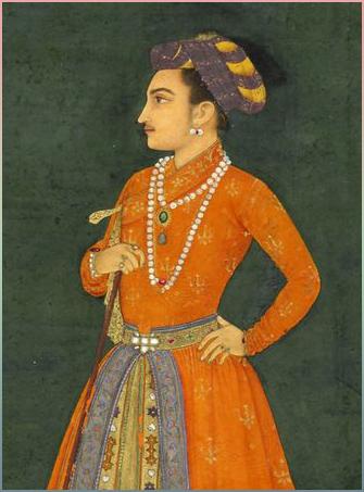Prince Dara Shukoh, eldest son of Shah Jahan