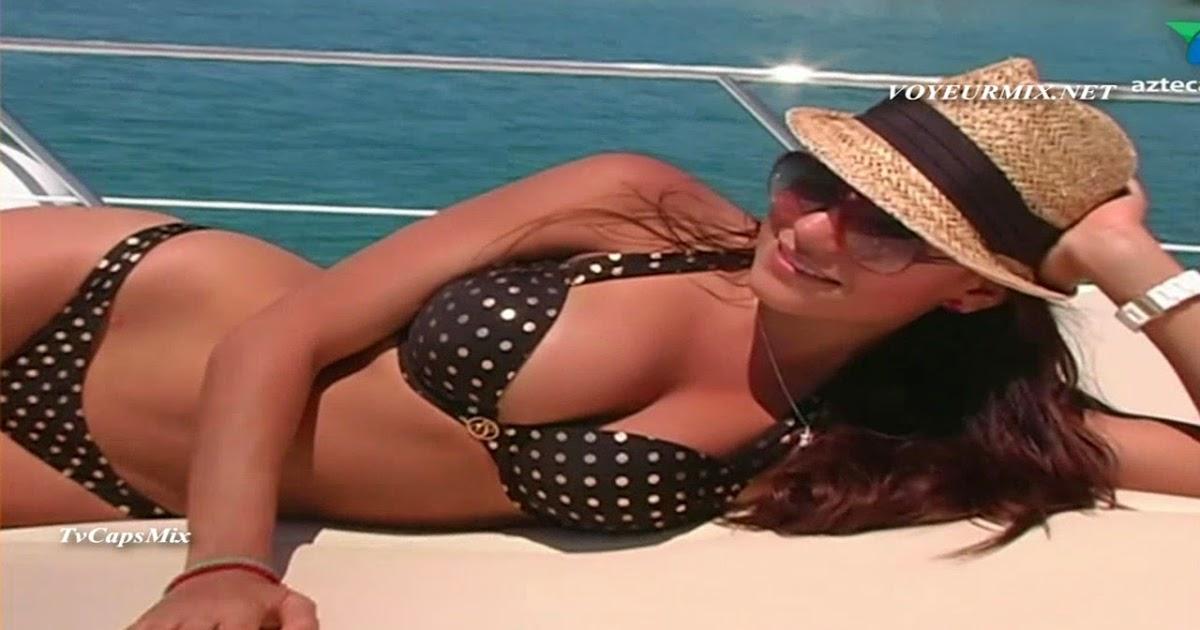 Tania Rincon En Bikini