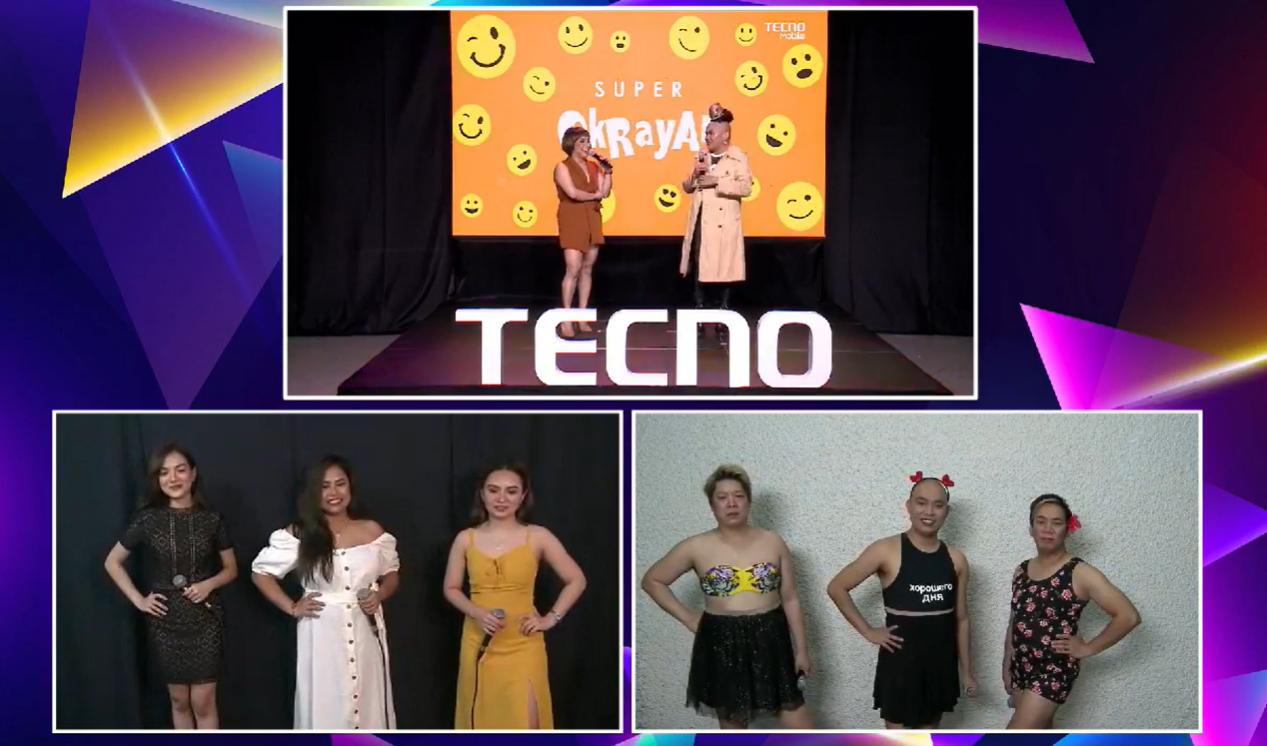 Tecno Mobile Philippines Facebook Live Raffle