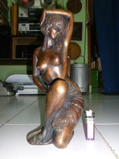 patung tembaga