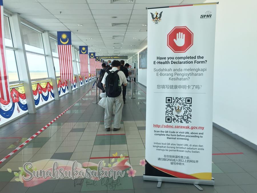 Pengalaman Pertama Kali Kena Swab Test COVID-19 Kat Airport
