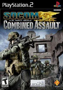 SOCOM U.S. Navy Seals Combined Assault PS2 Torrent