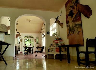 Casa de Hemingway em Cuba