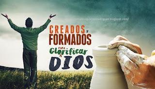 Existimos para dar gloria a Dios y su hijo Jesucristo
