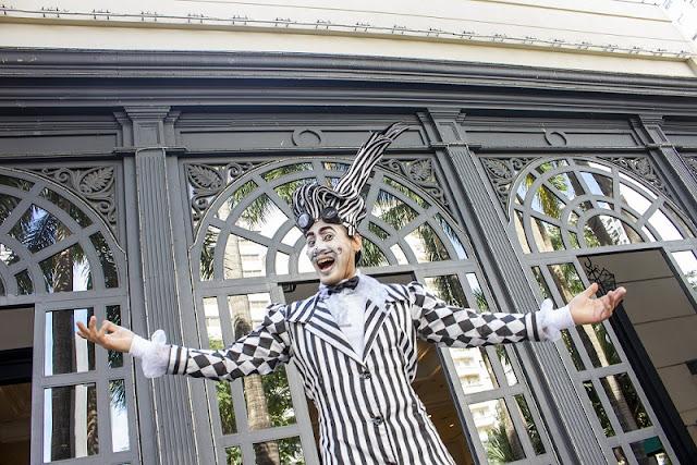 Principais atrações para eventos corporativos de Humor e Circo Eventos em São Paulo