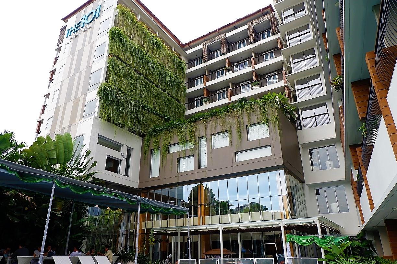 a beautiful hote of The 101 Hotel Yogyakarta