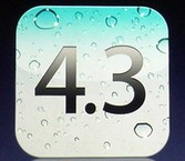 iOS 4.3 comes with faster Safari Performance, iTunes Home Sharing, AirPlay Improvements and New Personal Hotspot