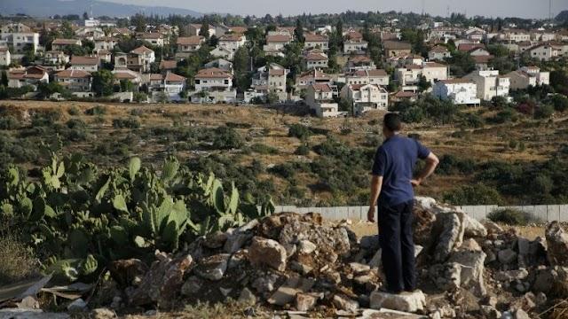 Após  25 anos Israel começa primeira colônia na Cisjordânia