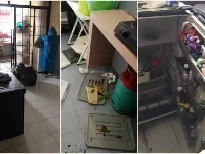 Kisah Perjuangan Wanita Bersihkan Rumah Berbau Busuk Usai Ditinggal 3 Bulan karena Corona